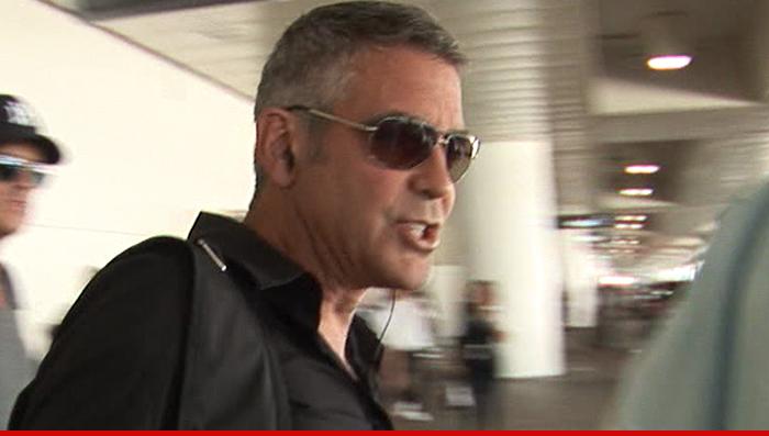 George Clooney — F*** Kim Jong-un … Hollywood Showed NO Balls