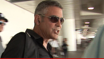George Clooney -- F*** Kim Jong-un ... Hollywood Showed NO Balls