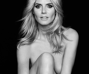Las Vegas Airport Bans Naked Heidi Klum Ads Over Model's Bare Breasts