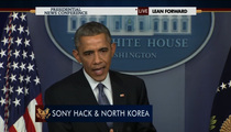 President Obama -- Sony Made the Wrong Call