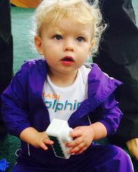 Josh Duhamel & Fergie Share Sweet Sunday Football Snap With Baby Axl!