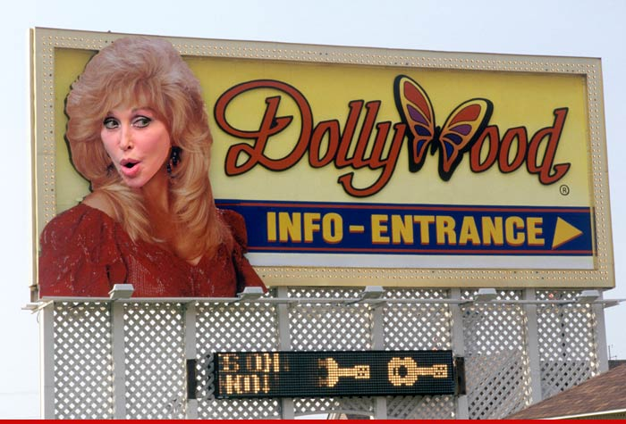 Dolly Parton Dollywood Sued