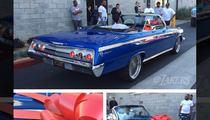 Iggy Azelea -- Nick Young's Xmas Gift ... A BRAND NEW CAR!