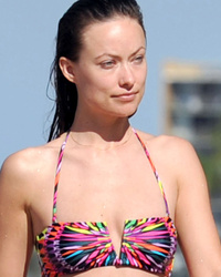 Olivia Wilde Flaunts Amazing Post-Baby Bikini Bod in Hawaii