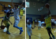 LeBron James Jr. -- BALLIN' OUT ... At 4th Grade Hoops To