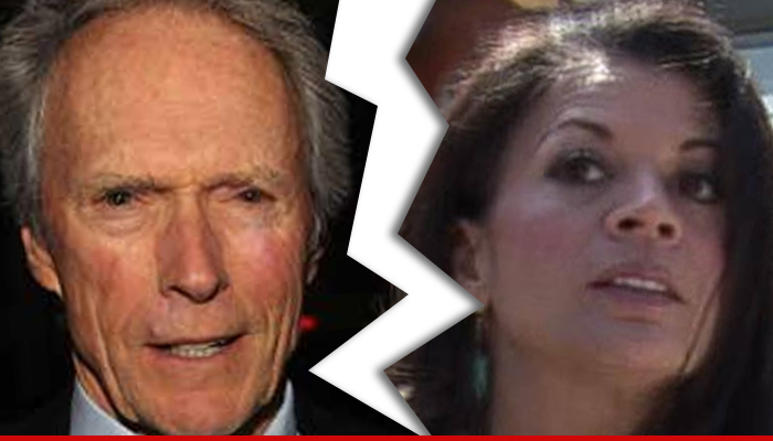 Clint eastwood that s a wrap on 18 year marriage tmz com