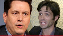 Famed TV Exec Garth Ancier -- Accuser Admitted Rape Story Was a 'Gay Hollywood' Shakedown Plot