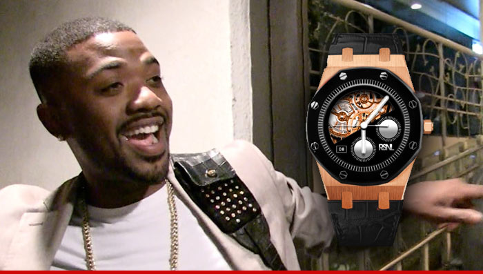 Ray J Watches