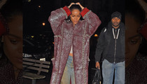 Rihanna's Dirty New Look -- Up Close and Filthy