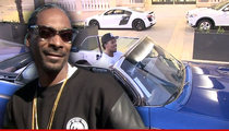 Snoop Dogg to Nick Young -- YOUR NEW WHIP NEEDS HYDRAULICS!!!