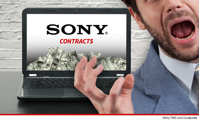 Sony Salary Leaks