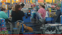 Mama June & Sugar Bear -- Reunited for Massive Soda Run at Walmart