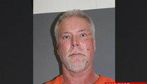 WWE Star Kevin Nash -- Arrested for Battery ... Bloody Fight with Son