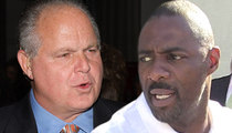 Rush Limbaugh -- Idris Elba Should Not Be Bond ... Hue Is Wrong!