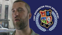 Dustin Diamond -- Police Request Alleged Stabbing Footage ... But It's Shaky