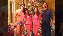 Michael Phelps -- Jingle Balls