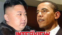 Kim Jong-Un -- That 'Monkey' Obama Jacked Our Internet