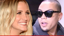 Ashlee Simpson -- Takes Supreme Dive ... I Wanna Be Like Diana Ross