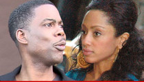 Chris Rock Divorce -- Blasts Wife ... You Can't Keep Our Kids From Me