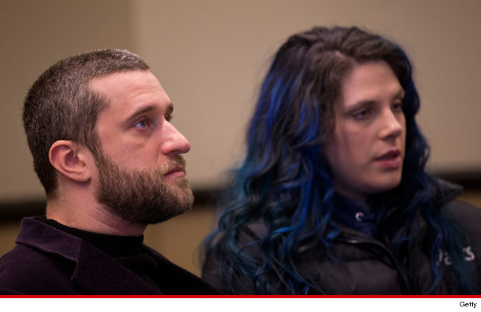 Dustin Diamond Released From Jail