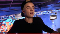 Justin Bieber Sued -- Your Goons Did the Whupping ... So You Gotta Do the Paying