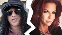 Slash -- Wife Says, Aloha ... I'm Leaving You