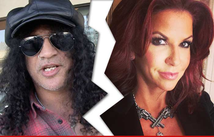 Slash Wife Separated