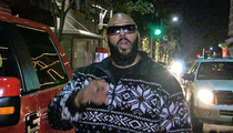 Suge Knight -- New Year's Resolution ... Threats, Threats and More Threats