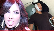 'Mob Wives' Natalie Guercio -- Cops ID Suspect in Boyfriend's Knife Attack