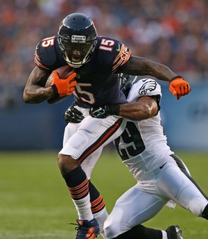 Brandon Marshall's Football Photos