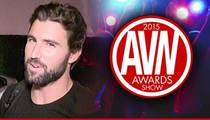 Brody Jenner -- I'm a Spinner for Porn Awards