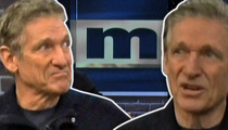 Maury Povich -- Sued by Prisoner With Felony Daddy Issues