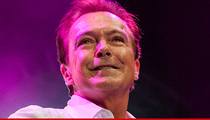 David Cassidy -- I Won My 'Partridge Family' Lawsuit ... C'mon Get Happy!