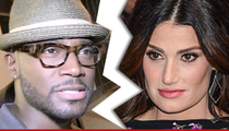 Taye Diggs & Idina Menzel -- Finally Let It Go for Real ... Secretly Divorced