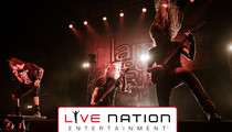 Lamb of God Fan Sues Live Nation ... They Made Me Spineless