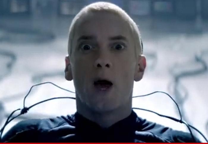 Eminem Sued Rap God