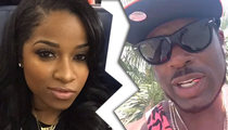 Lil Wayne's Baby Mama Toya Wright & Memphitz -- Separated & Living on Separate Coasts