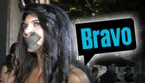 Teresa Giudice -- TG Says N-O to Brav-O