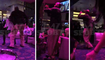 Charles Barkley -- BOOTY DANCIN' ... At Vegas Bar