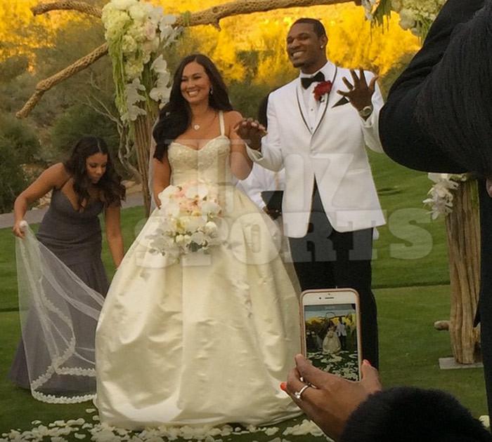 Michael brady wedding