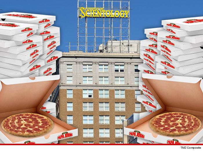 Scientology Center Stiffs Delivery Guys in Massive Pizza Order ...