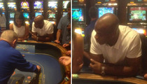 Adrian Peterson -- Crappin' Out in Puerto Rico