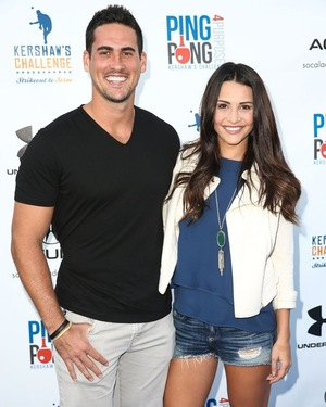 Andi Dorfman & Josh Murray -- Before the Split!