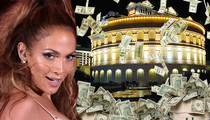 Jennifer Lopez Scores Big Vegas Payday ... Residency Now Looms