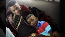 Lil Boosie -- I Was With My Kids on XMAS ... Pic is NOT Photoshopped