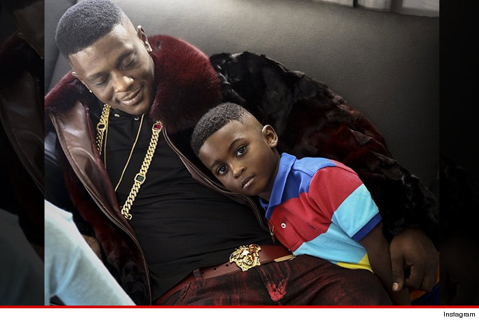 Lil Boosie Photoshop Kid