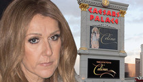 Celine Dion -- I'm Passing on the Caesars