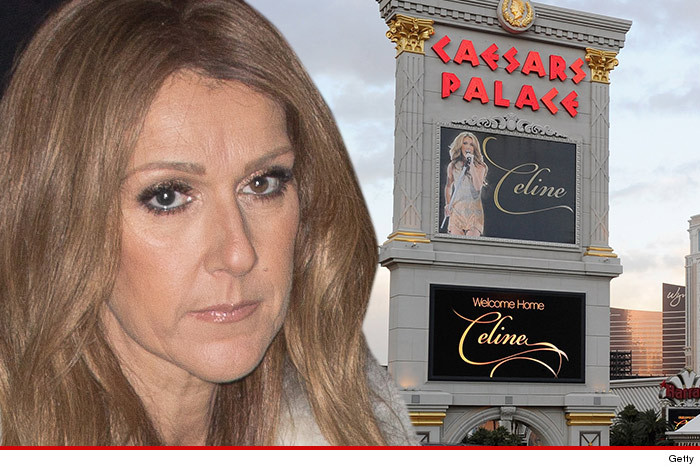 Celine Dion Not Returning Las Vegas