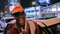Dennis Rodman -- 'The Interview' Was Cool with Me