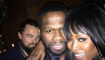 Leonardo DiCaprio -- I'm the King of the Photobomb!